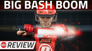 Big Bash Boom Cricket Game Review