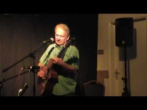 River Song by Nick Evans at The New Crystal Folk Club 18.5.18