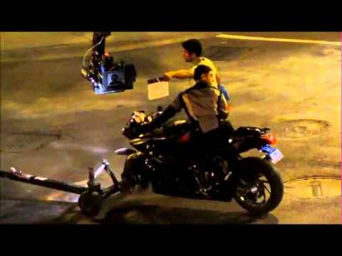 Dhoom 3 Aamir Shooting 2013 Youtube