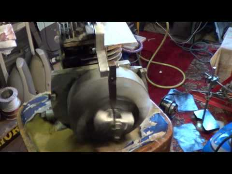 4-stroke To Compressed Air Engine Conversion