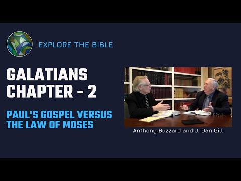 Two Great Covenants | Commentaries | Anthony Buzzard & J. Dan Gill