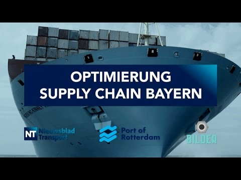 Optimierung Supply Chain Bayern - Webinar