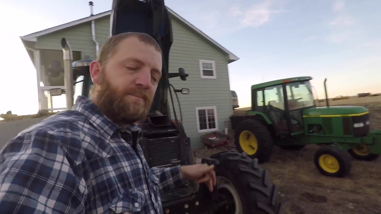 Setting the timing on the New Holland TS115A