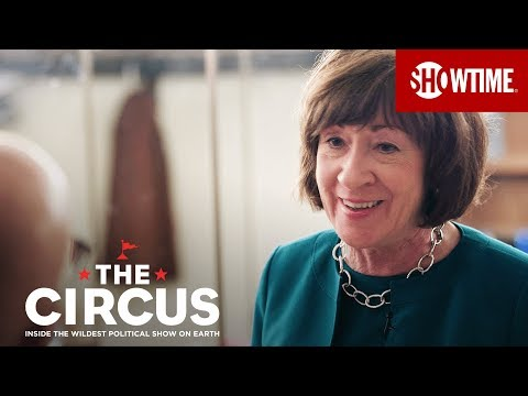 Sen. Susan Collins Waits on Ford Testimony Before Kavanaugh Decision | THE CIRCUS | SHOWTIME