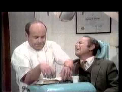 Dentist Sketch - The Carol Burnett Show