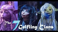 Who Are the 7 Gelfling Clans of Thra? (Dark Crystal: Age of Resistance Explained)