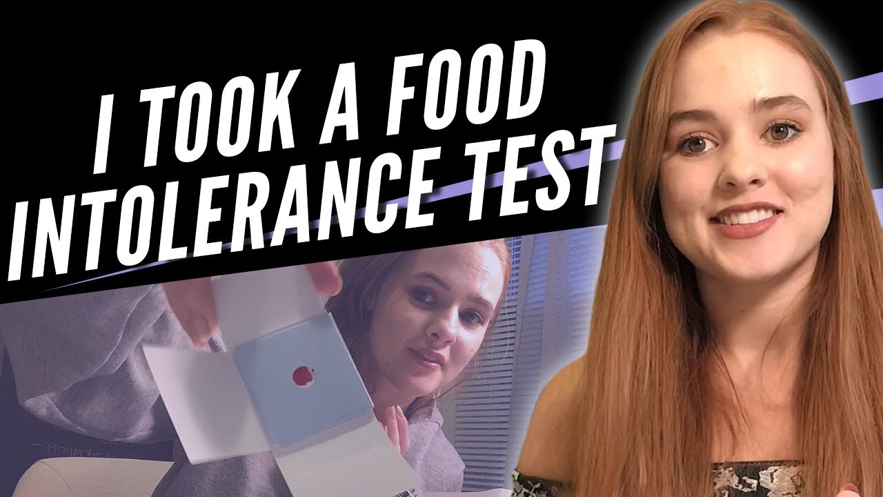 Food Intolerance Test for my Acne: Pinnertest Review