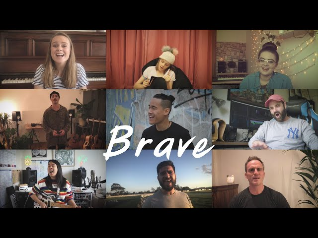 Ant Utama - Brave [Official Video]