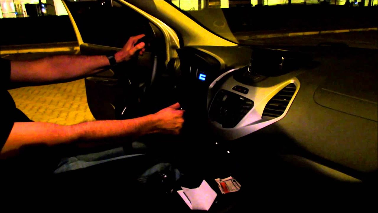 Novo Ford Ka 2015 Dificuldade De Dar A Partida Www Car Blog Br