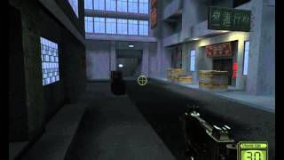 Soldier of Fortune 2: Double Helix Walkthrough Part 19 Hong Kong Streets