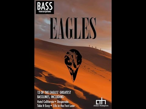 The Best of the Eagles - Bass Transcription Book