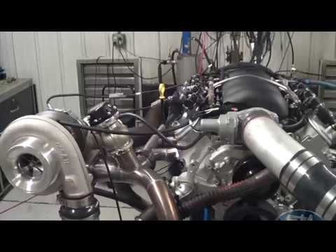 900 to 1000 HP LS3 Single Turbo Engine - Steve Morris Engines