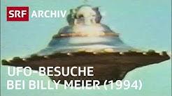 UFO-Sichtungen in der Schweiz  (1994) | Billy Meier und die FIGU in Hinterschmidrüti | SRF Archiv