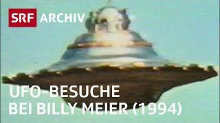 Billy Meier hat regelmässig Kontakt mit Ausserirdischen. Die Plejad...