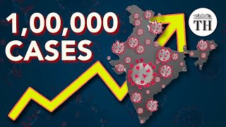 India's COVID-19 tally crosses 1 lakh