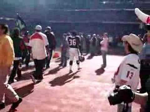 Houston Texans RB Ron Dayne