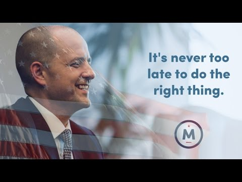 2016 Election Miracle: Evan McMullin