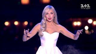 Оля Полякова шокує публіку оперною арією