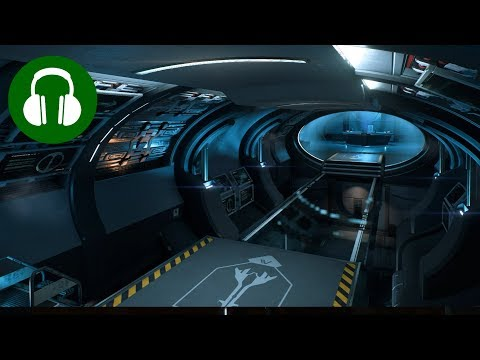 Moments of Calm 🎧 Tempest Ship Ambience (Mass Effect: Andromeda Ambience   Spaceship Sounds)