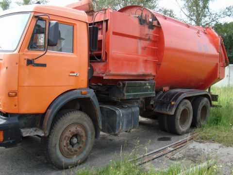 Мусоровоз КО-449-02  2011 г КАМАЗ-65115 (6х4) +7985 4532052 1200000 руб
