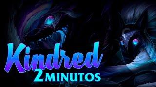 KINDRED en 2 MINUTOS | Parodia League of Legends | Coolife