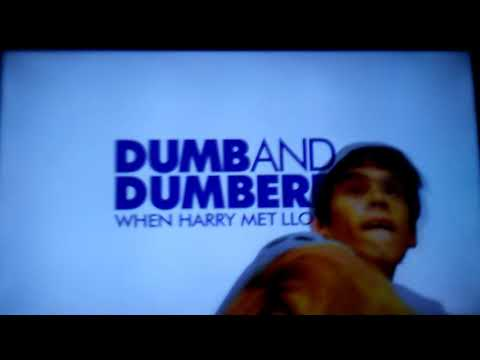 Opening To Dumb And Dumberer: When Harry Met Lloyd 2003 DVD