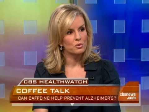 Caffeine And Alzheimer's