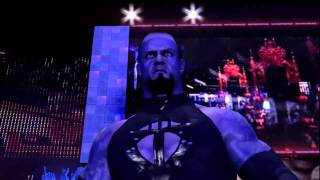 WWE Smackdown vs Raw 2011 Ministry Undertaker With Theme Song (HD)