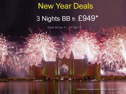 Atlantis The Palm Dubai - Half Term, Christmas, New Year, Easter and Summer Deals