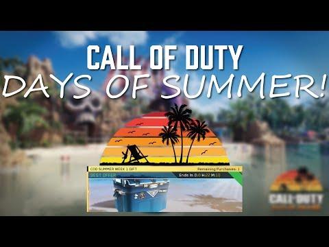 Days of Summer - COD Summer Week 1 Gift