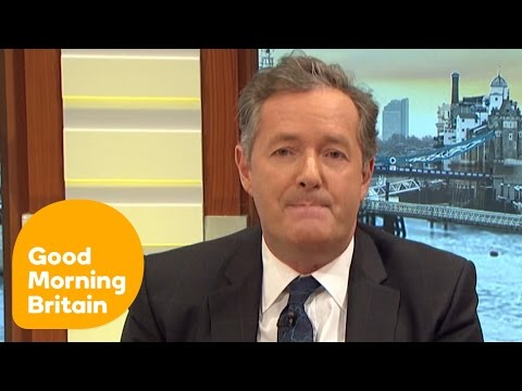 Ewan McGregor Cancels Interview After Finding Out Piers Morgan Is Hosting | Good Morning Britain