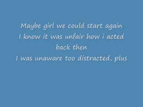 Blazin Squad - Lets Start Again Lyrics