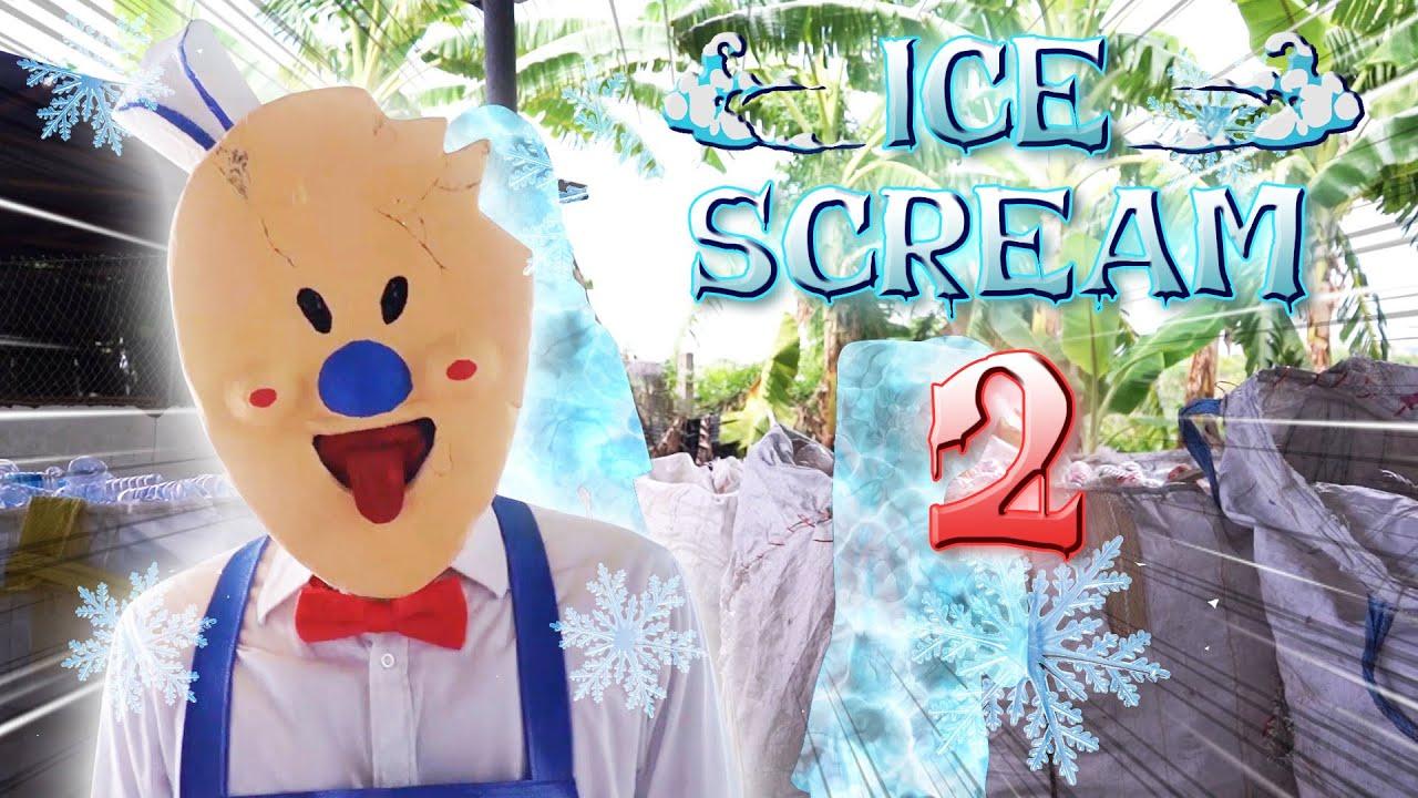 Ice Scream Man 2 !! จับตัวไอศครีมแมน - DING DONG DAD