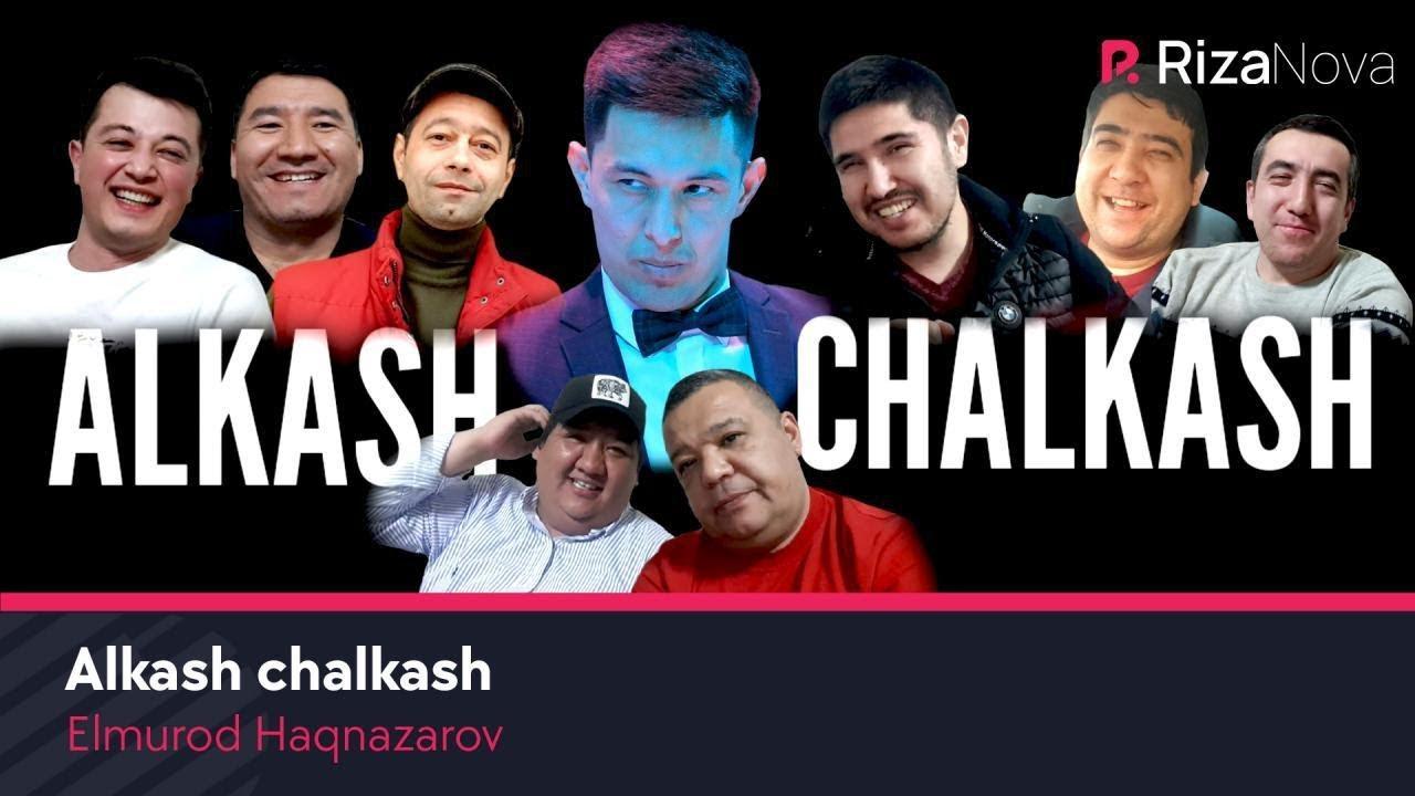 Dizayn jamoasi a'zosi Elmurod Haqnazarov - Alkash chalkash