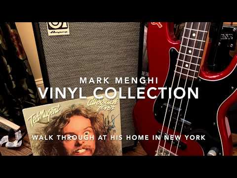 BPMD - Mark Menghi Vinyl Walkthrough | Napalm Records
