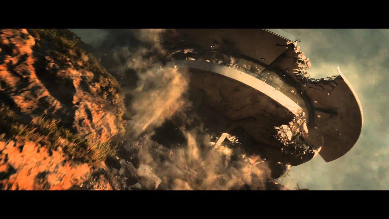 Iron Man 3: Clip oficial doblado -- Latinoamérica -- Ataque en Malibu