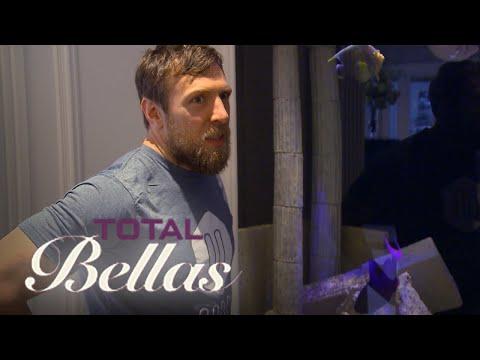 Daniel Bryan & John Cena Fight Over Fish | Total Bellas | E!