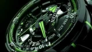 Citizen Limited Edition Eco-Drive Satellite Wave Watch - CC0005-06E
