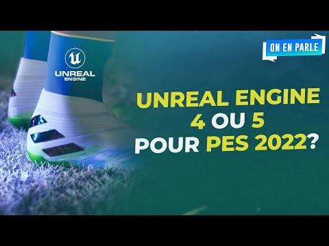 PES 2022 : Interview de Mathieu, développeur Unreal Engine !