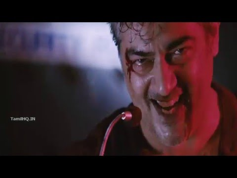 Vedhalam Interval Fight Scene HD | KannaMoochi