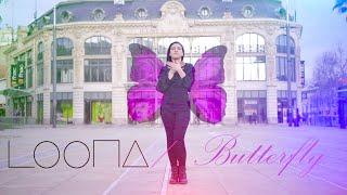 [ 1thek Dance Cover Contest ] LOOΠΔ (이달의 소녀) _ Butterfly | Tia Silva