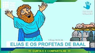 Elias e os profetas de Baal - Aprendendo com Elias (aula 03)