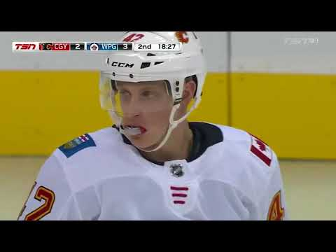 Calgary Flames vs Winnipeg Jets - September 25, 2017 | Game Highlights | NHL 2017/18