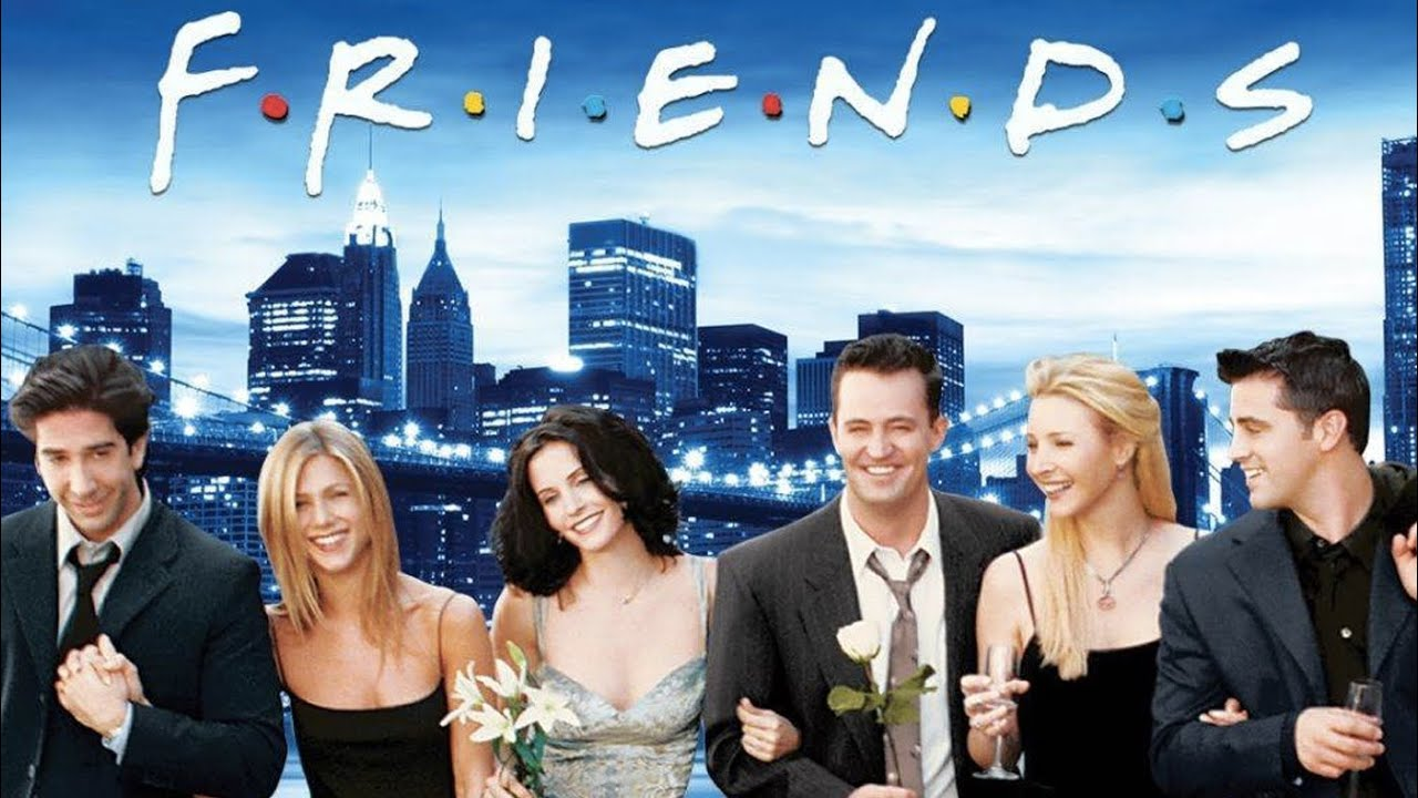 FRIENDS (The Best Scenes/Compilations)
