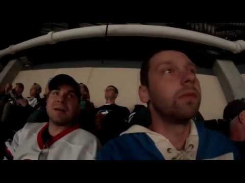 MY FIRST Winnipeg Jets NHL Game!! - Trucker Josh Vlog