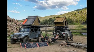 EXPLORING MONTANA - Abandoned gold mines, fly fishing, remote camp // EFRT S6 EP35