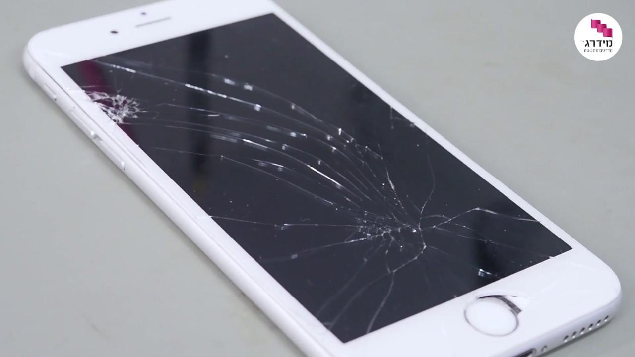 מאוד החלפת מסך אייפון 6 - איך תדעו שלא עבדו עליכם - YouTube RI-36