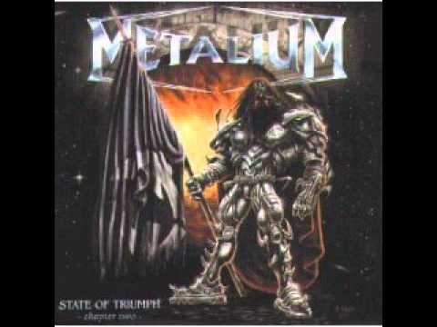 "Metalium ""Music"" (John Miles cover) with lyrics"
