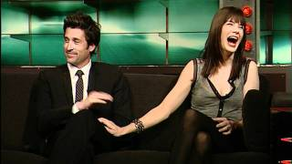 Patrick Dempsey & Michelle Monaghan on Senkveld