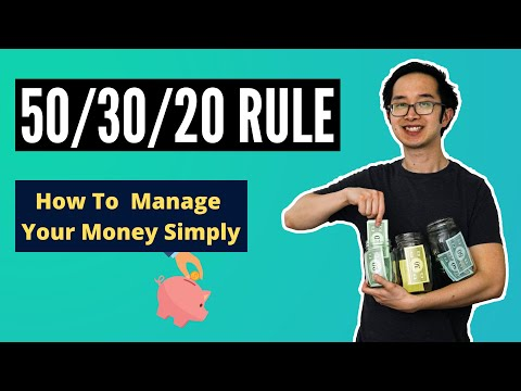 how-to-save-money-simply-50-30-20-rule-|-what-is-the-50-30-20-budget?